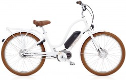 Electra Townie Go! 8i BOSCH white ladies'