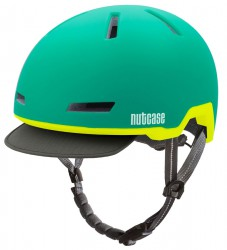 Nutcase Helm TRACER Aurora Green (Matte)