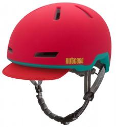 Nutcase Helm TRACER Ember Red (Matte)