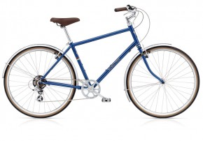 Electra Ticino 7D men´s midnight blue