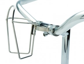 Electra Ticino Stainless Steel Handlebar-Mount