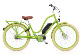 Electra Townie Go! 8i BOSCH lime ladies'
