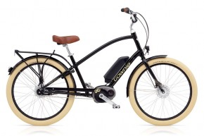 Electra Townie Go! 8i BOSCH men´s black