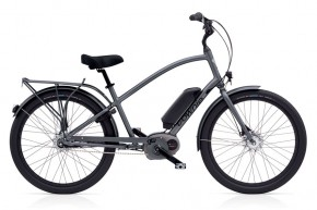 Electra Townie Go! 8i BOSCH men´s graphite