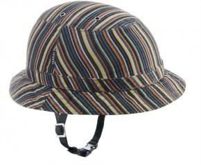Yakkay Helm Überzug Tokyo Color Stripe
