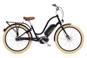 Electra Townie Go! 8i BOSCH ebony ladies'