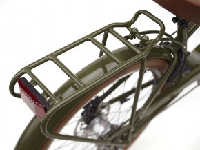 Electra Townie Go! 5i eq step-over olive