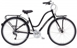 Electra Townie Commute 27D ladies, black