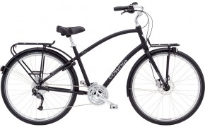 Electra Townie Commute 27D men´s, black satin