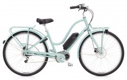 Electra Townie Commute Go! 8i ladies, mineral blue