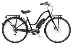 Electra Townie Commute Go! 8i ladies, black
