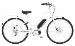 Electra Townie Commute Go! 8i ladies, white