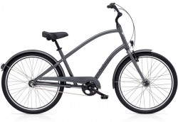 Electra Townie Original 3i EQ satin graphite men's