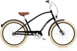 Electra Townie Balloon 3i EQ ebony men's