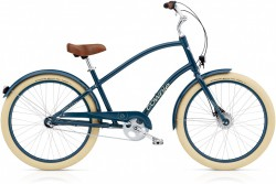 Electra Townie Balloon 3i EQ navy men's