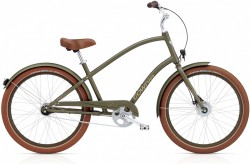 Electra Townie Balloon 7i EQ men´s matte khaki