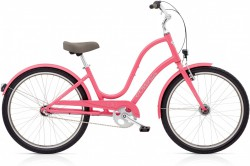 Electra Townie Original 3i EQ grapefruit ladies´
