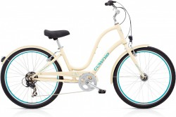 Electra Townie Original 7D EQ cream ladies'