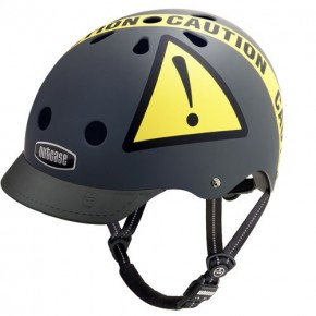 Nutcase Helm GEN3 Urban Caution