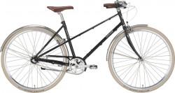Excelsior Vintage Damenrad 3-Gang, black 49 cm