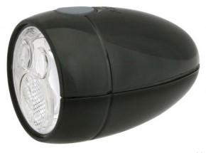 AXA Vintage Batterielampe, schwarz