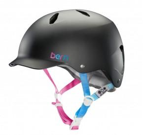 Bern Helm Bandita, mattschwarz