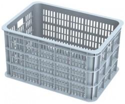 Basil Crate L Fahrradkisten hellblau
