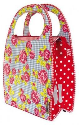 Basil Mirte Shopping Bag, Rose