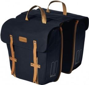 Basil Portland Gepäckträgertaschen, dark blue