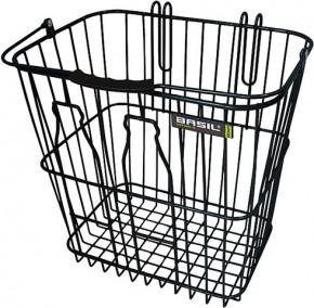 Basil Fahrradkorb Bottle Basket, schwarz