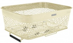 Electra Linear QR Low Profile Basket creme