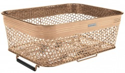 Electra Linear QR Low Profile Basket matte copper