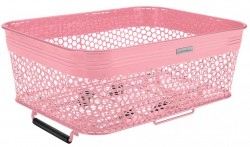Electra Linear QR Low Profile Basket light pink