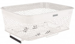 Electra Linear QR Low Profile Basket white
