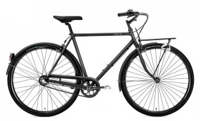 Creme Caferacer Men´s Solo 7 Speed all black