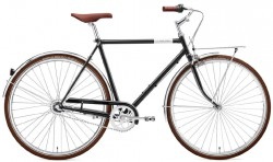 Creme Caferacer Men´s Uno 3 Speed Black