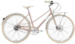 Creme Caferacer Lady Disc LTD