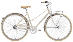 Creme Caferacer Ladies Solo 7 champagne
