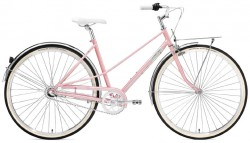 Creme Caferacer Ladies Uno 3 pearl pink