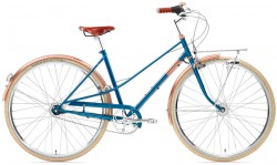 Creme Caferacer Ladies Doppio 7-Speed Dynamo Pacific