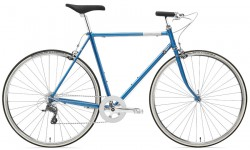 Creme Echo Uno 8-Speed blue