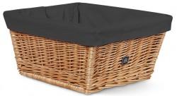 Creme Wicked Basket rack top w/inlay schwarz