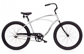 Electra Cruiser Lux 1 Men´s polished silver
