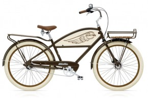 Electra Delivery 3i brown