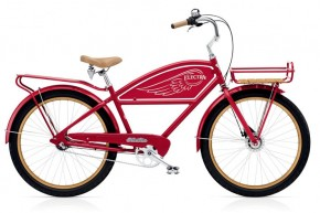 Electra Delivery 3i red
