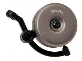 Klingel Linear Bell, Electra dark grey