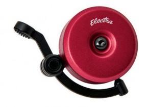 Klingel Linear Bell, Electra red