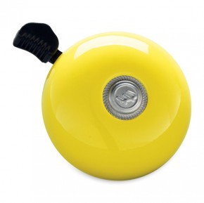 Klingel Ringer Bell yellow