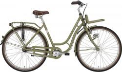 Excelsior Swan Retro Ladies + FT Alu 7-Gang, reed green