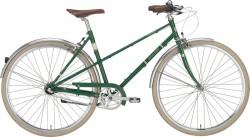 Excelsior Vintage Damenrad 3-Gang, moss green
